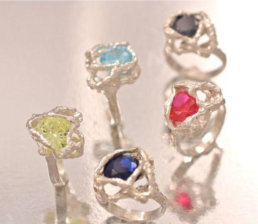 Ring designs by Gullkunst Helgu