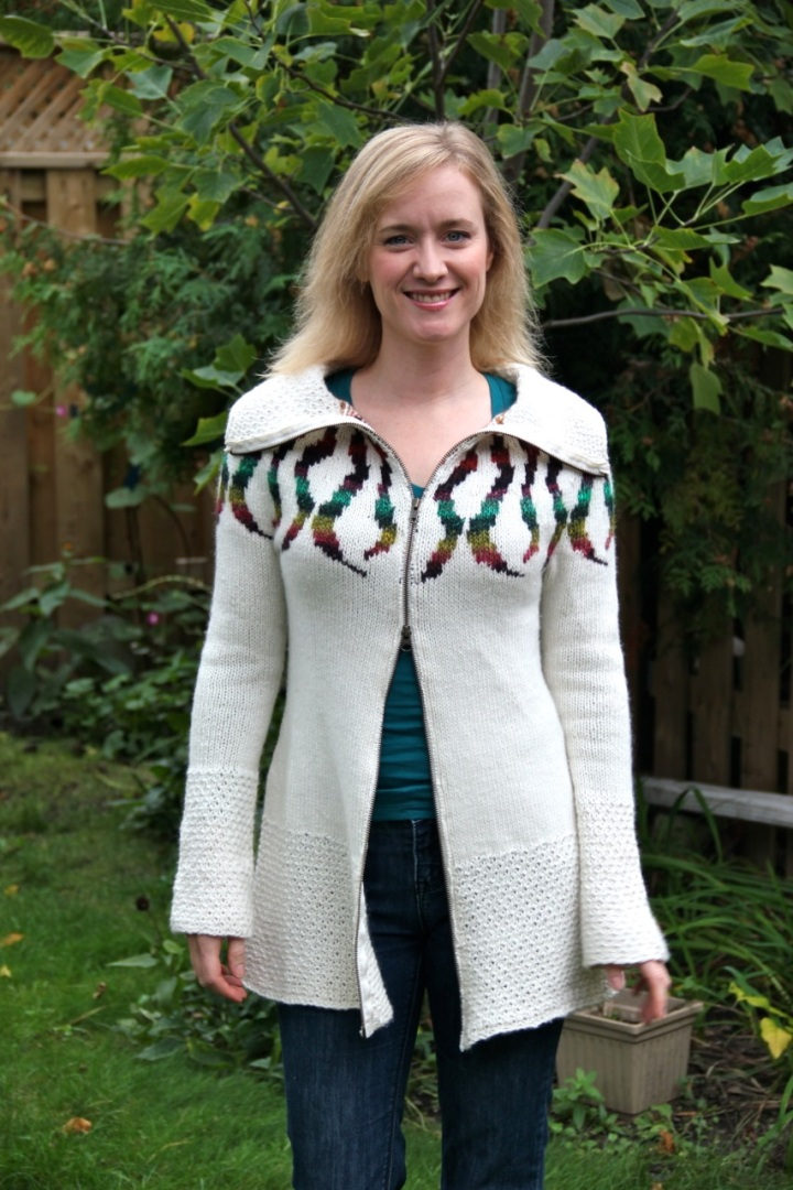 Frivolous at Last - Reatur Sweater