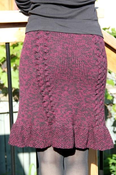 Bell Curve Skirt