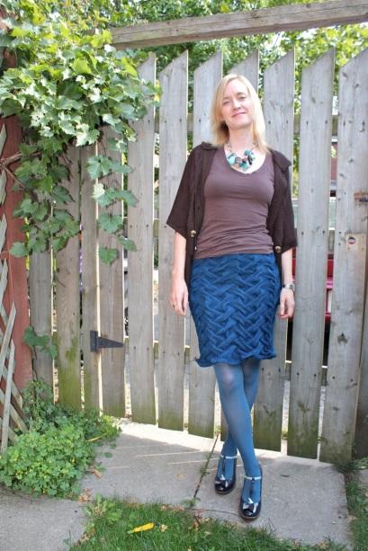 Seaport Skirt