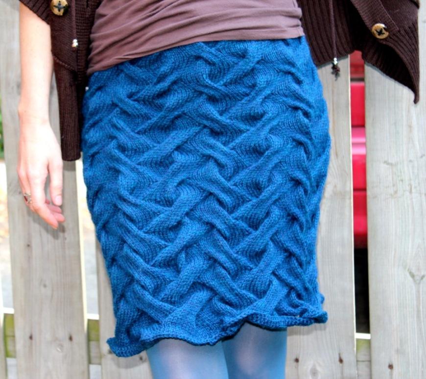 Knit Skirt Patterns Frivolous At Last