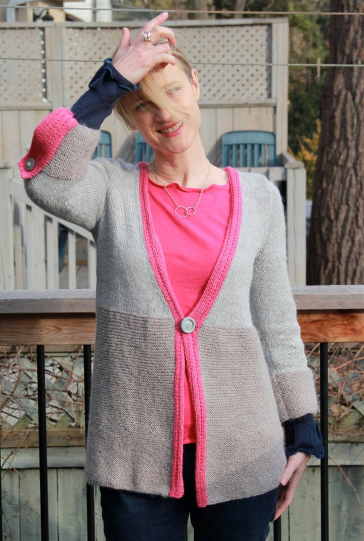 Frivolous at Last - Annika Cardigan