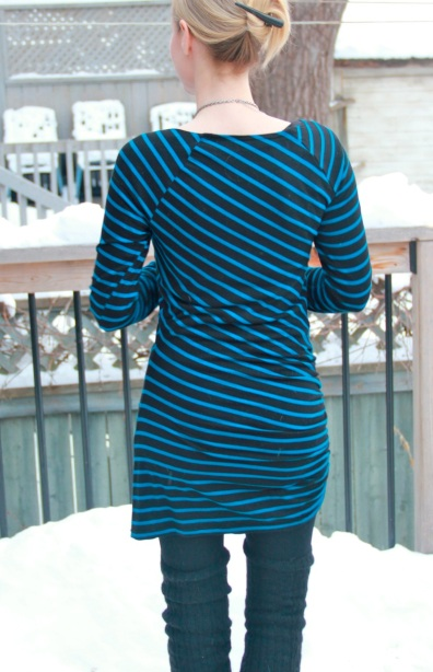Burda Striped Tunic
