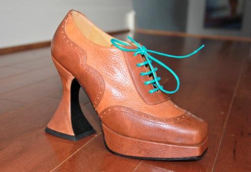 Fluevog Munster Beth Shoe