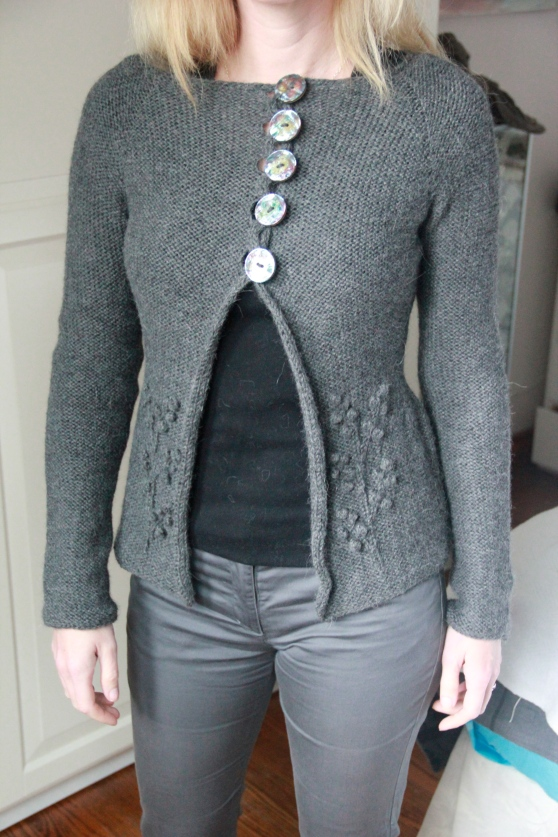 Crowberry Cardigan