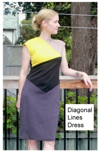 diagonallinesdress