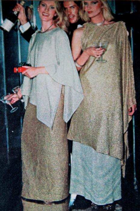 sparkling sack dresses!