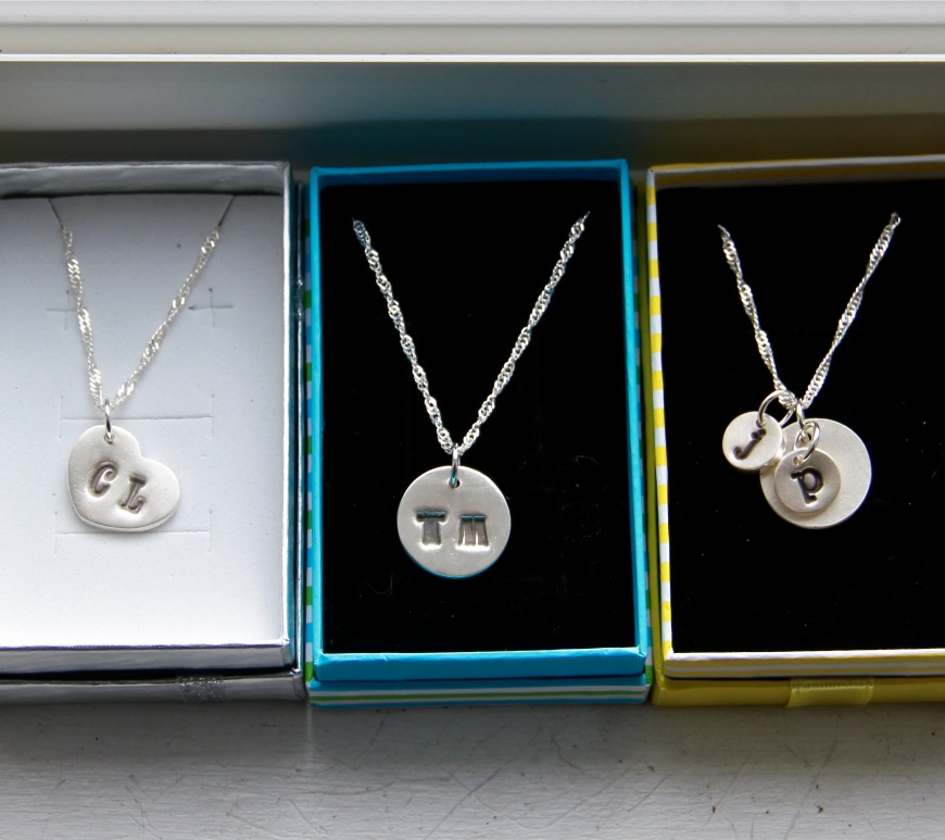 Jewelry frivolous at last silver clay pendants how i make them aloadofball Image collections