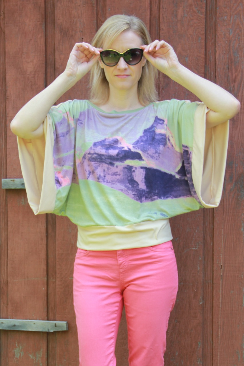 Sea Change Top