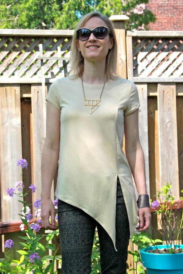 Selja Knot Tee - Named Clothing