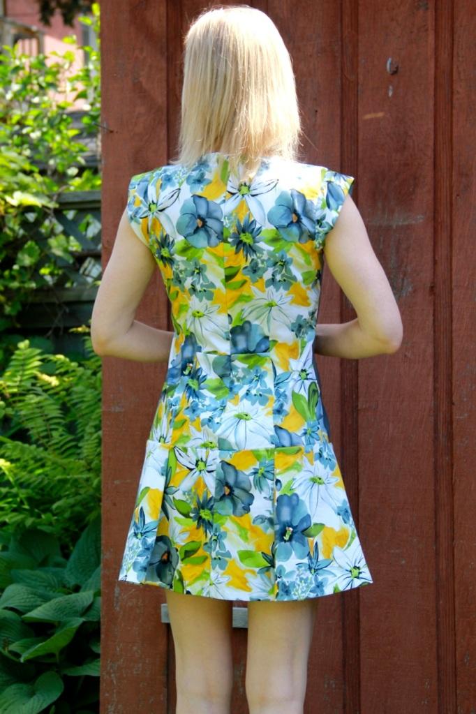 Vogue 1449 Mini Dress