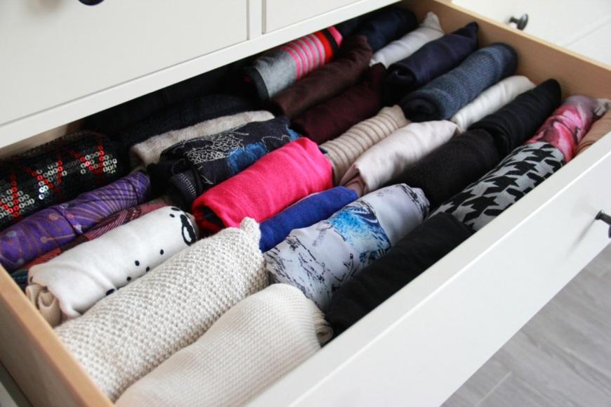 Kondo'd drawer