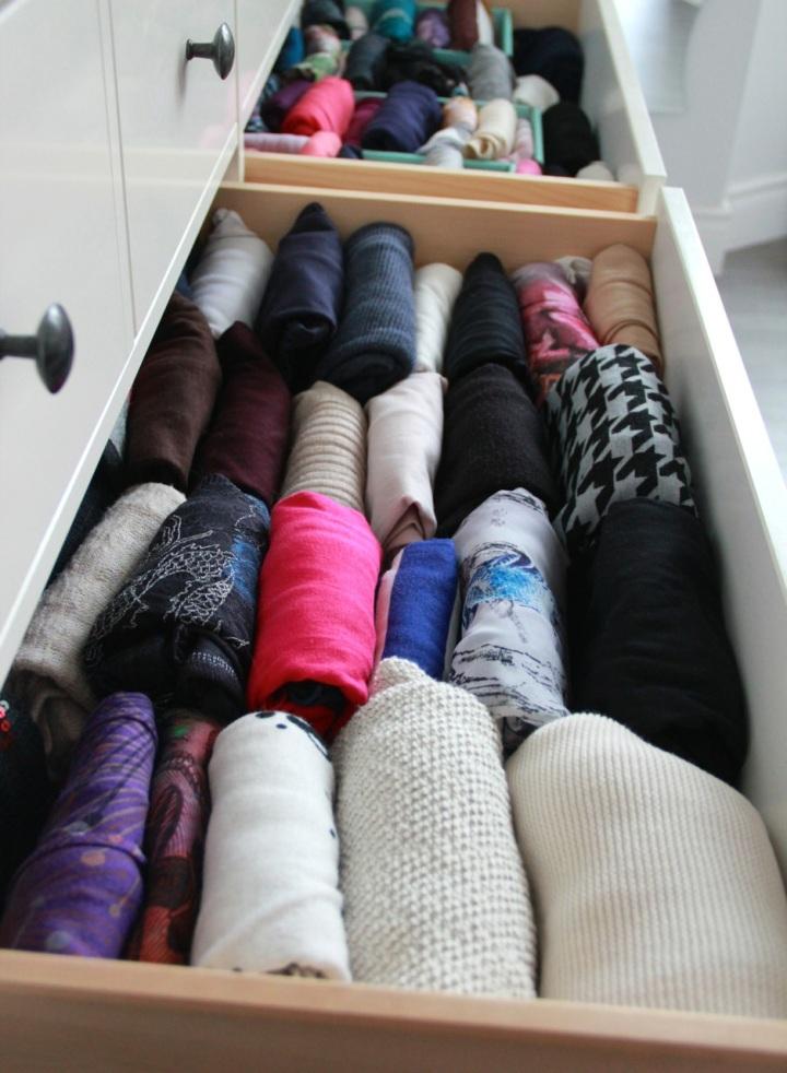 Kondo'd drawers