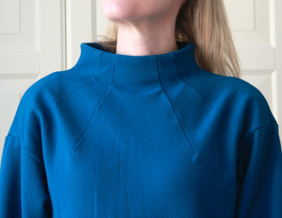 Named Talvikki Sweater Funnel Neck