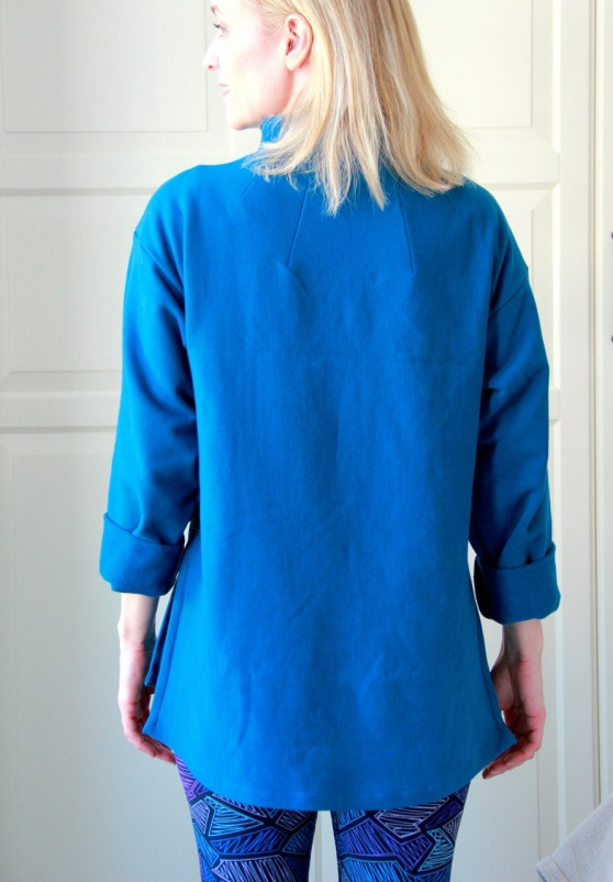 Named Talvikki Sweater Back