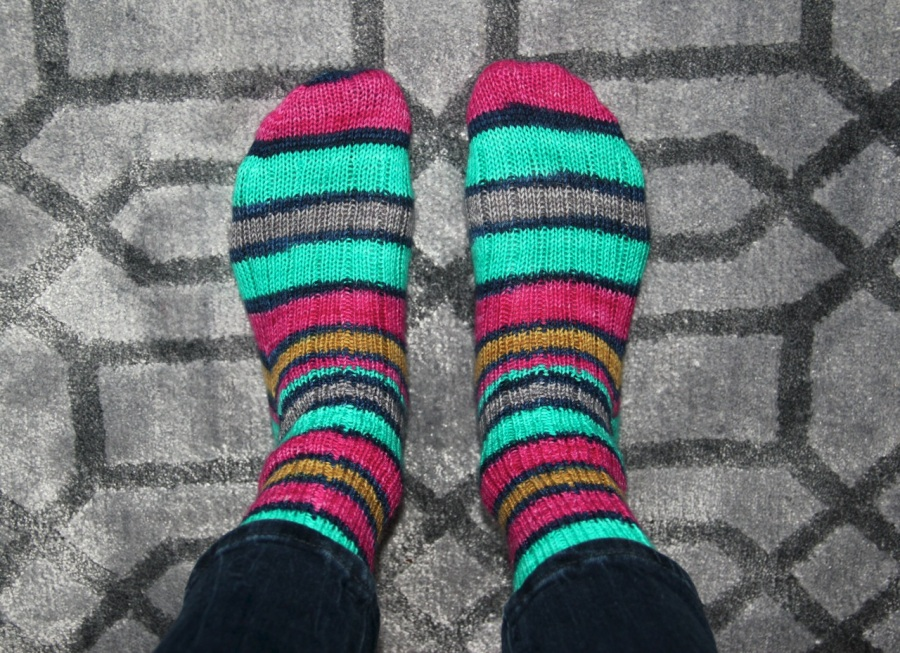 turtlepurlstripeysocks