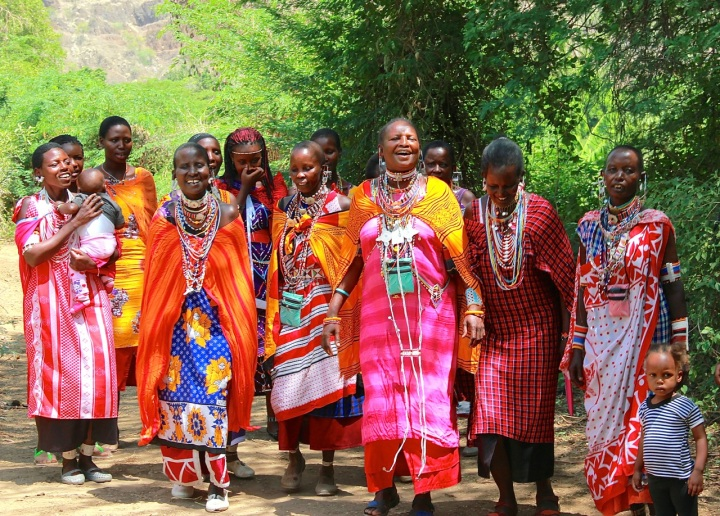 MaasaiWomen