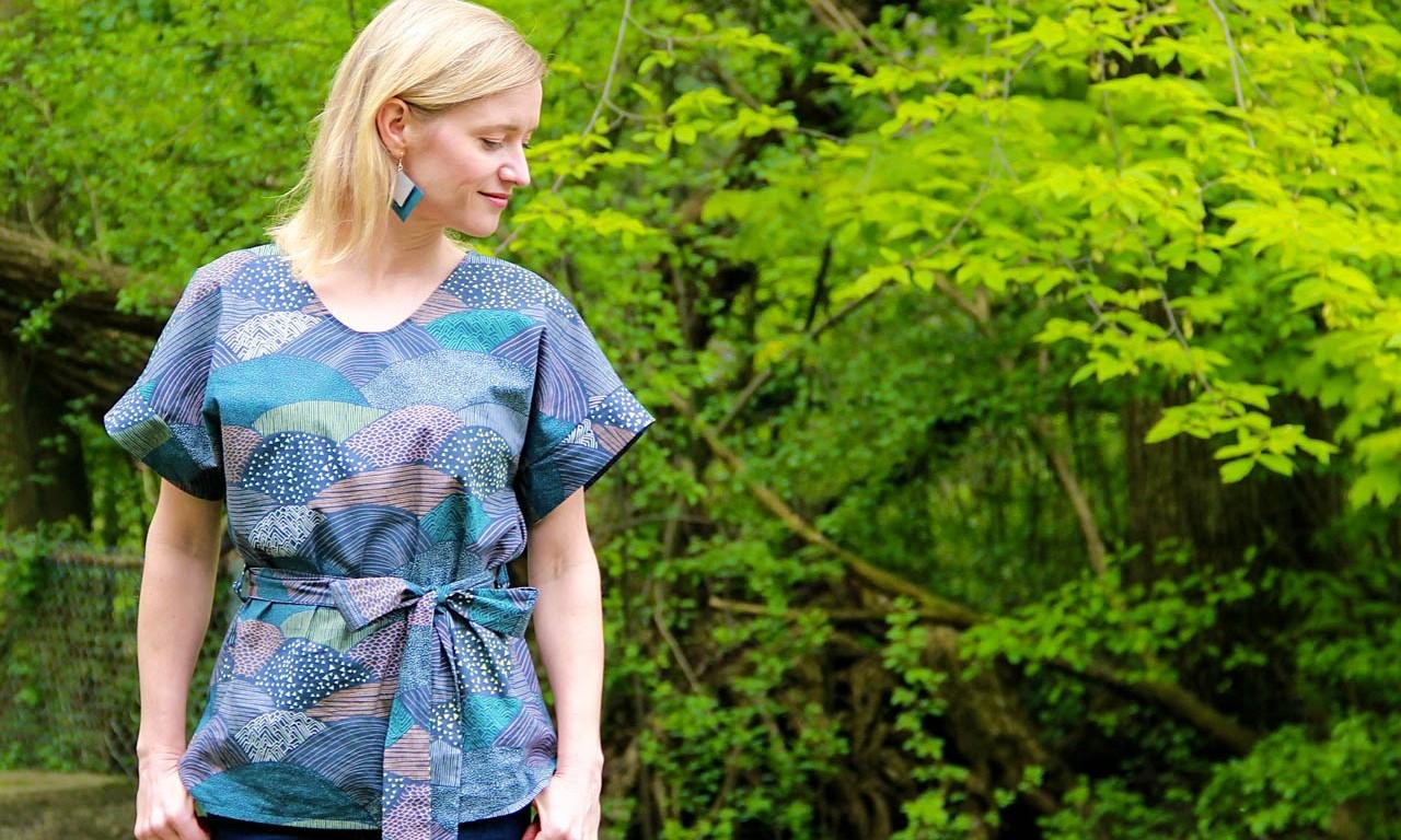 Named Clothing Sointu Kimono Tee