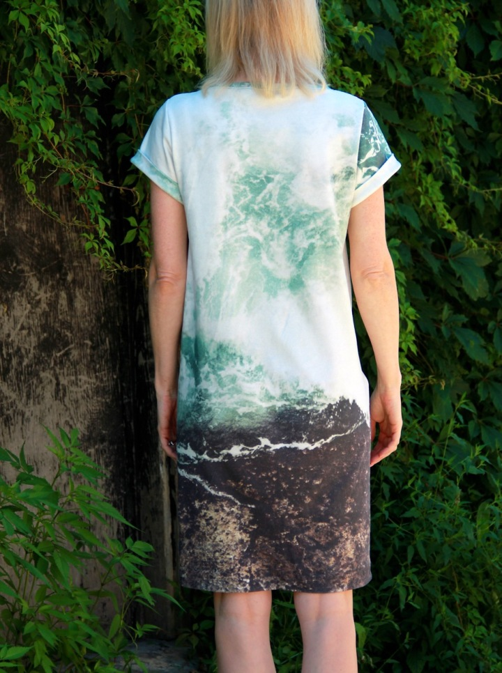 Inari Tee Dress by Named Clothing - Frivolous At Last