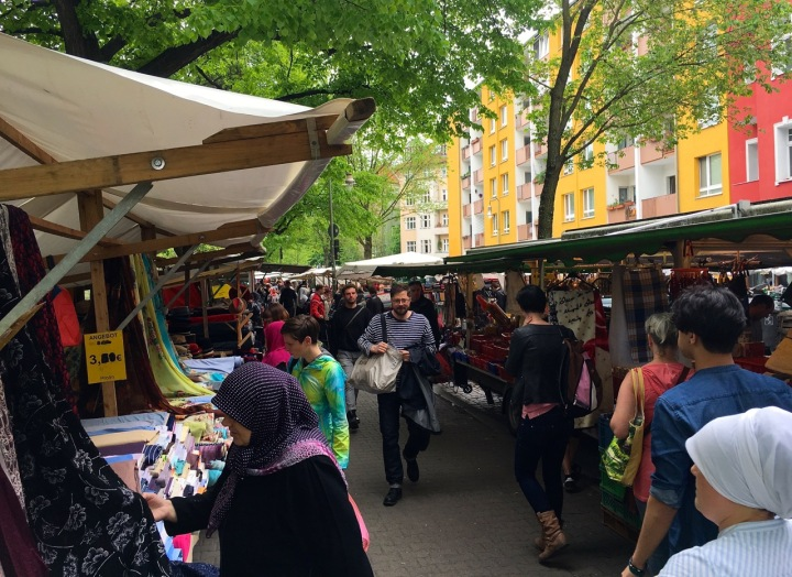Turkish Market, Berlin