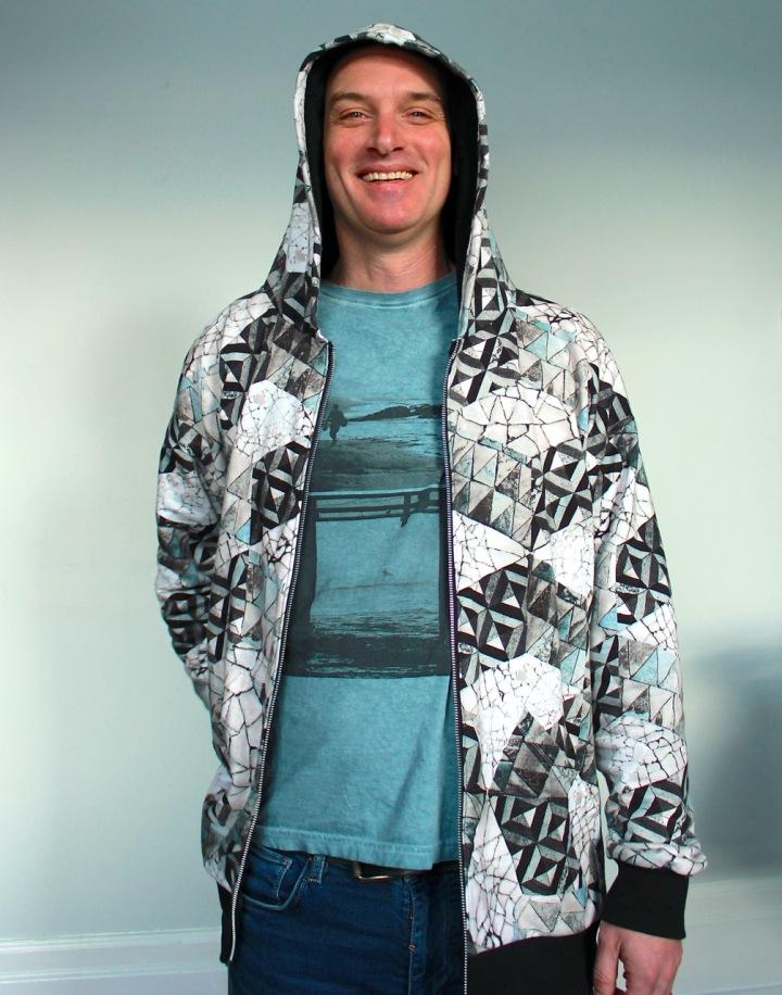 Ziggi hoodie - frivolous at last
