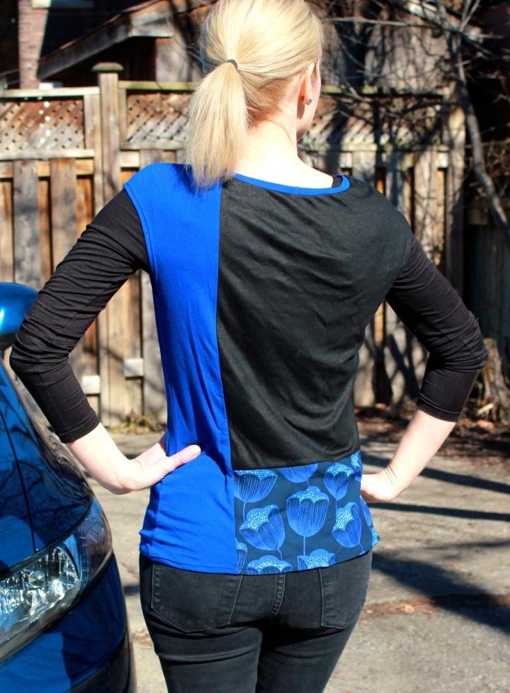 Frivolous at Last - Style Arc Lotti Knit Tee