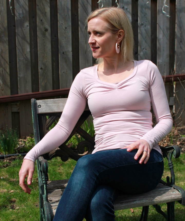 Frivolous At Last - Ostara Top by Jennifer Lauren Handmade