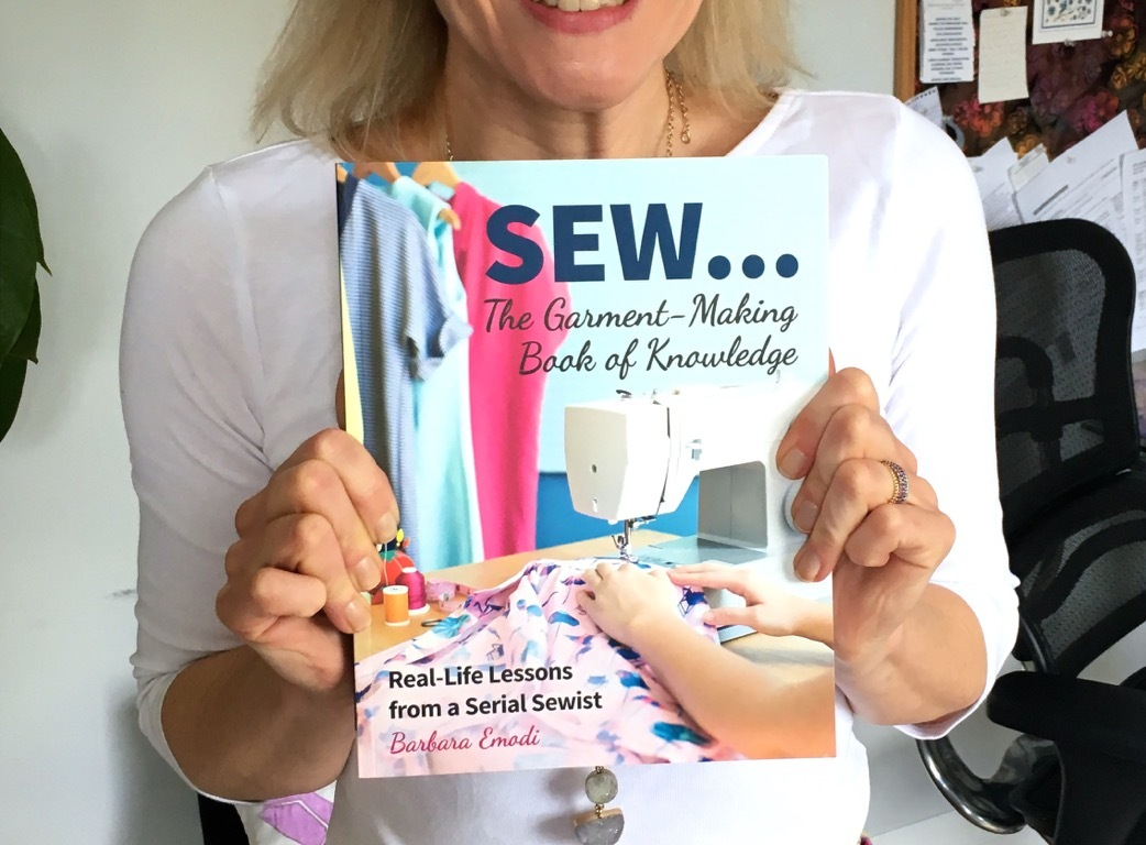 Frivolous at Last - Barbara Emodi's book Sew...The Garment-Making Book of Knowledge