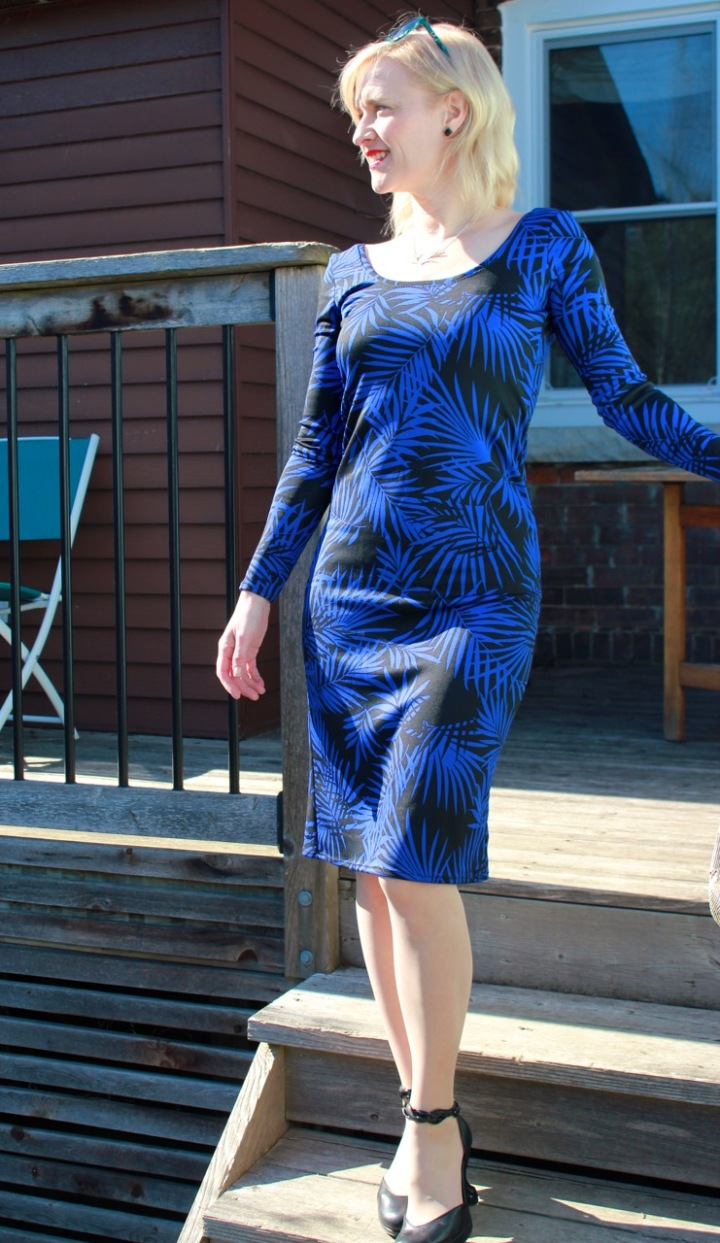 Frivolous at Last - Nettie Dress