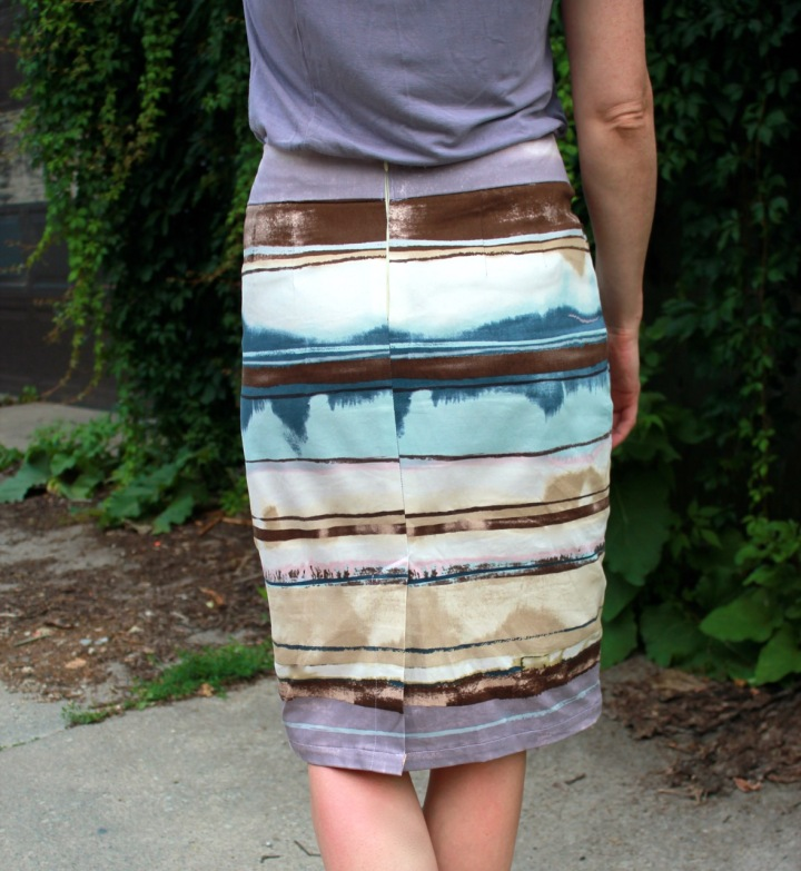 Frivolous at Last: Alberta Street Pencil Skirt