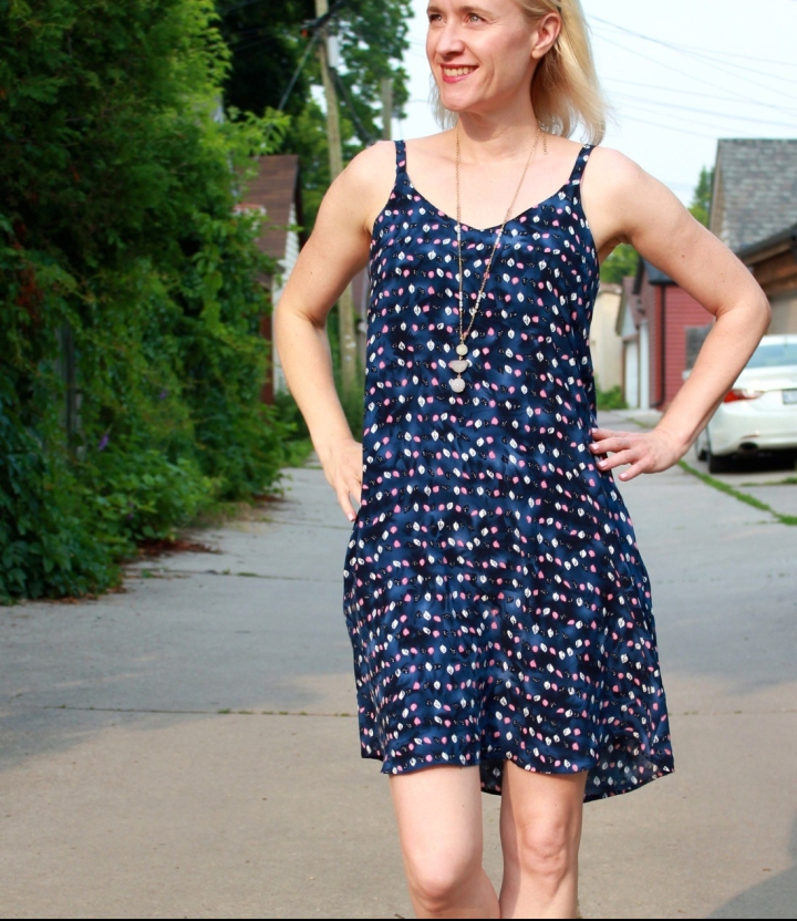 Frivolous at Last - Ogden Dress