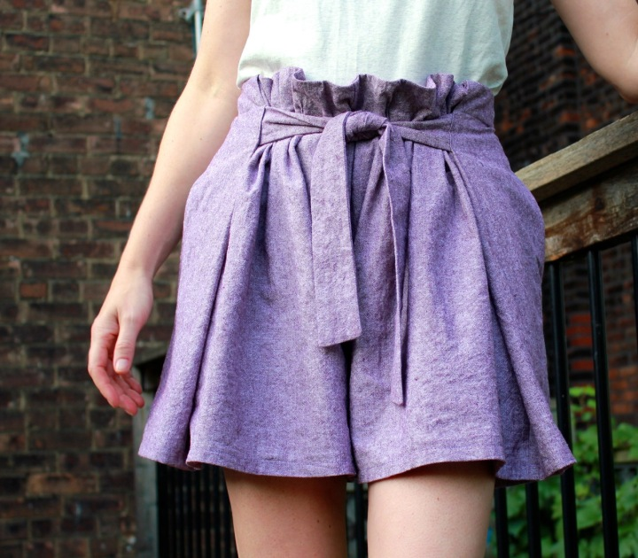 Frivolous at Last - DP Studio 3002 shorts