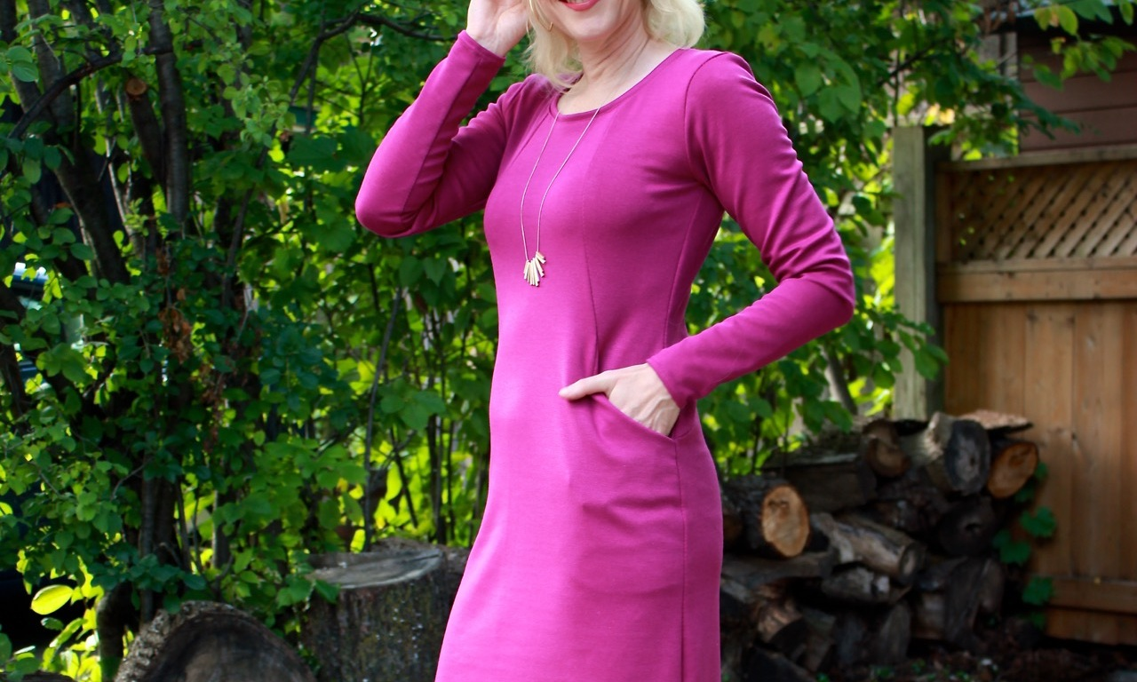 Frivolous at Last - Heather Dress