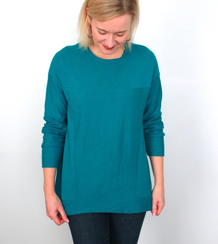Frivolous at Last - Style Arc Carlsson Sweater