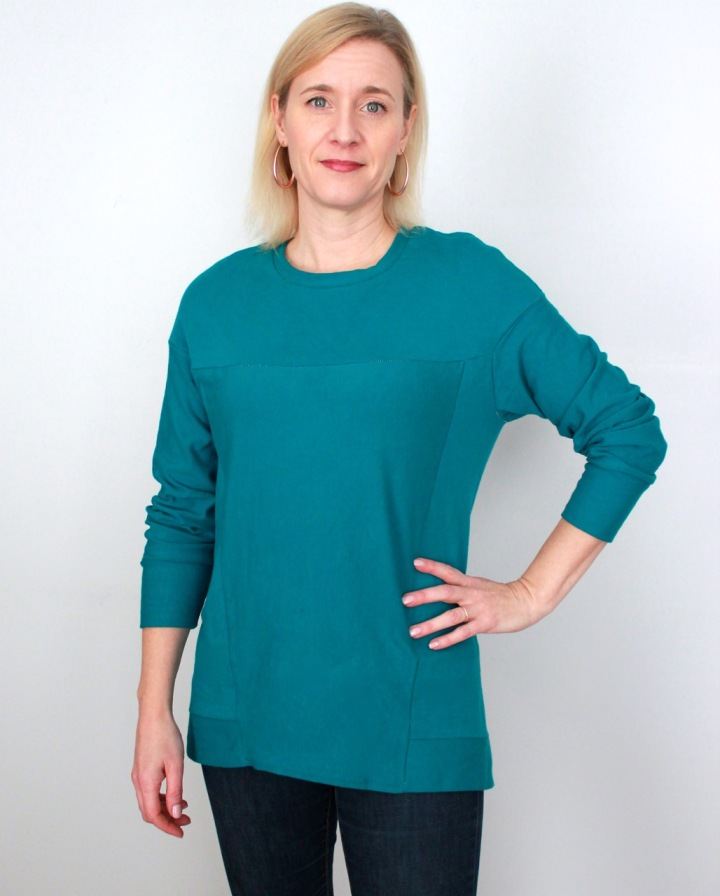Frivolous at Last - Style Arc Carlsson Sweater