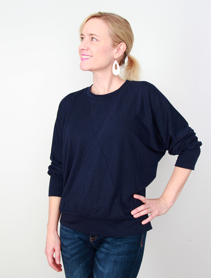 Frivolous at Last - Papercut Pinnacles Sweater