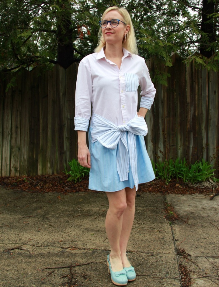 shirtdressrefashion1