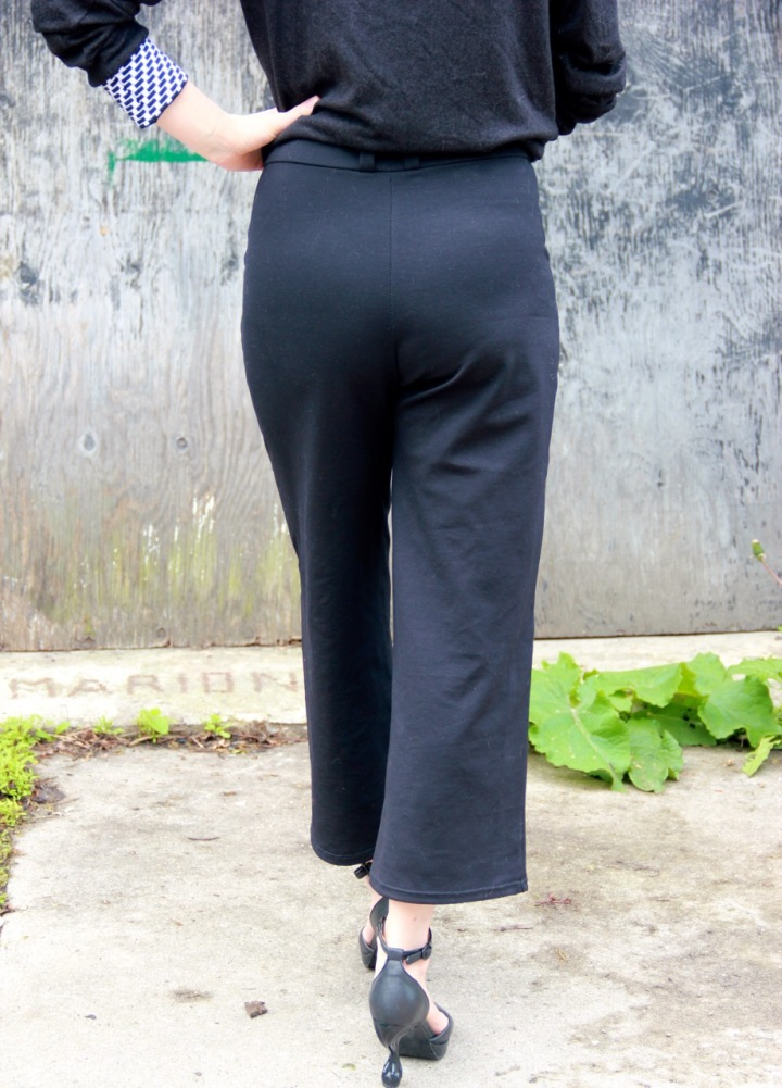 Frivoloust at Last - Friday Pattern Company Joan Trousers