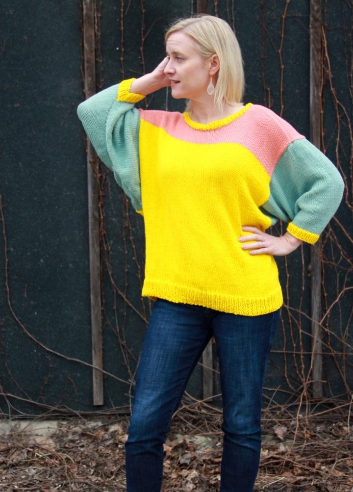 Frivolous at Last - Ines Sweater