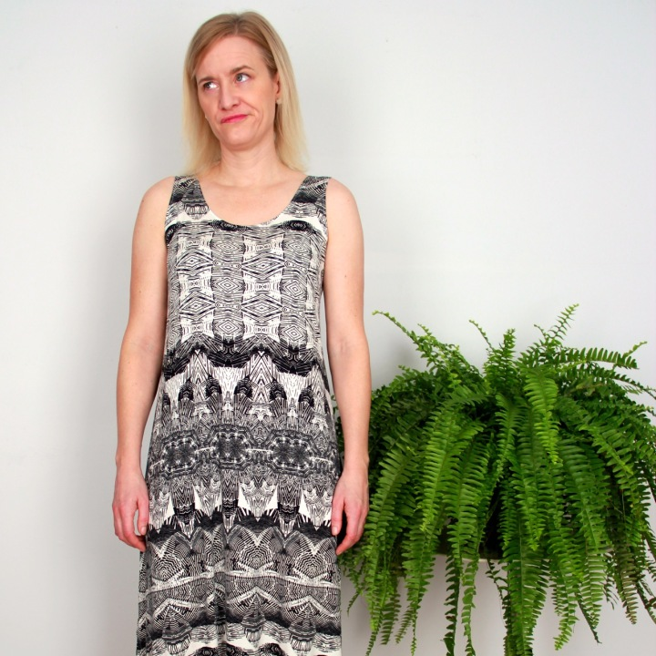 Frivolous at Last - Sew House Seven Underwood Dress